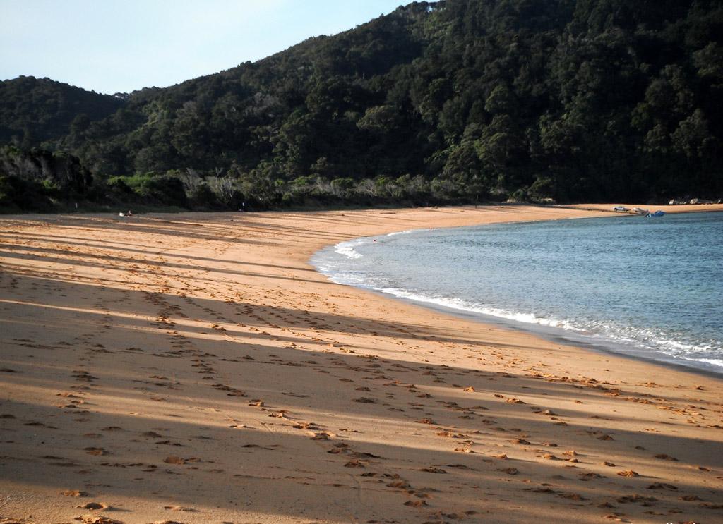 Пляж Тотарануи в Новой Зеландии, фото 4