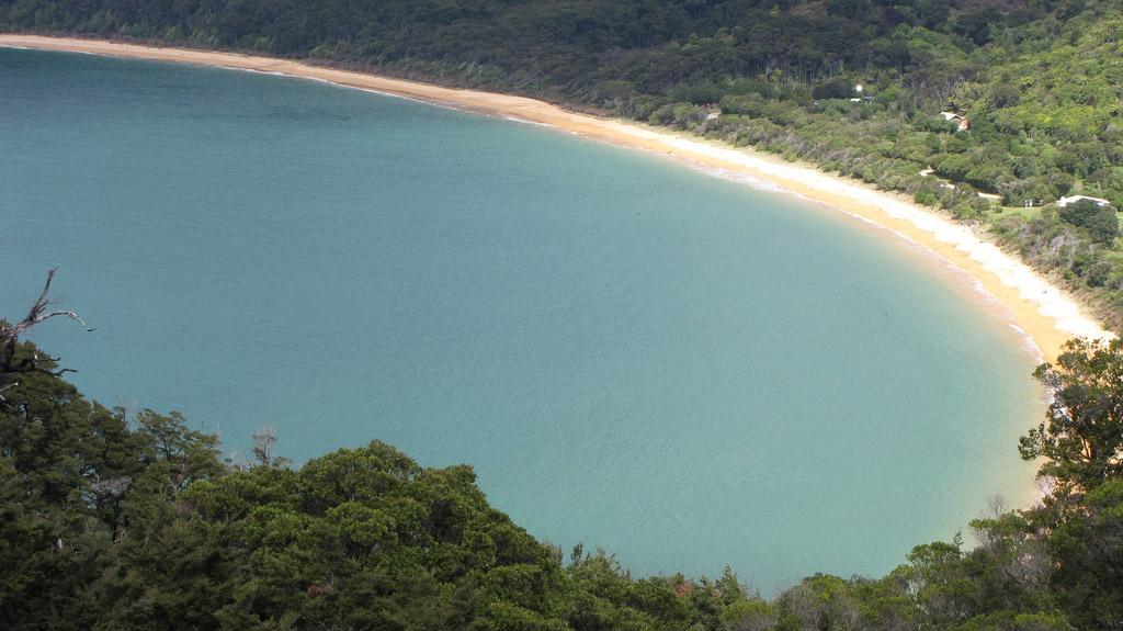 Пляж Тотарануи в Новой Зеландии, фото 5