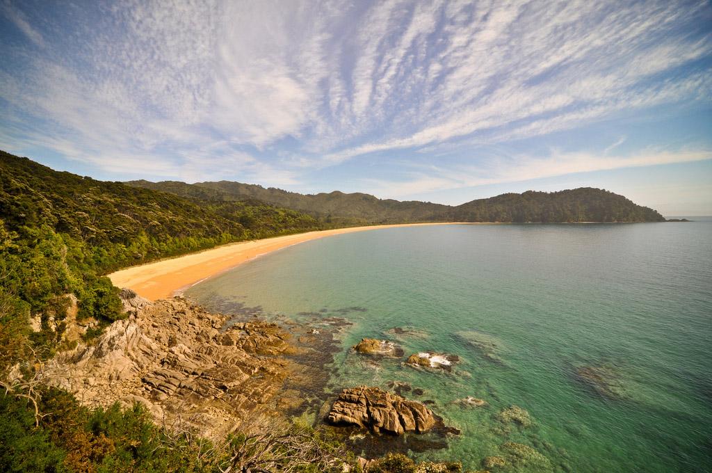 Пляж Тотарануи в Новой Зеландии, фото 7