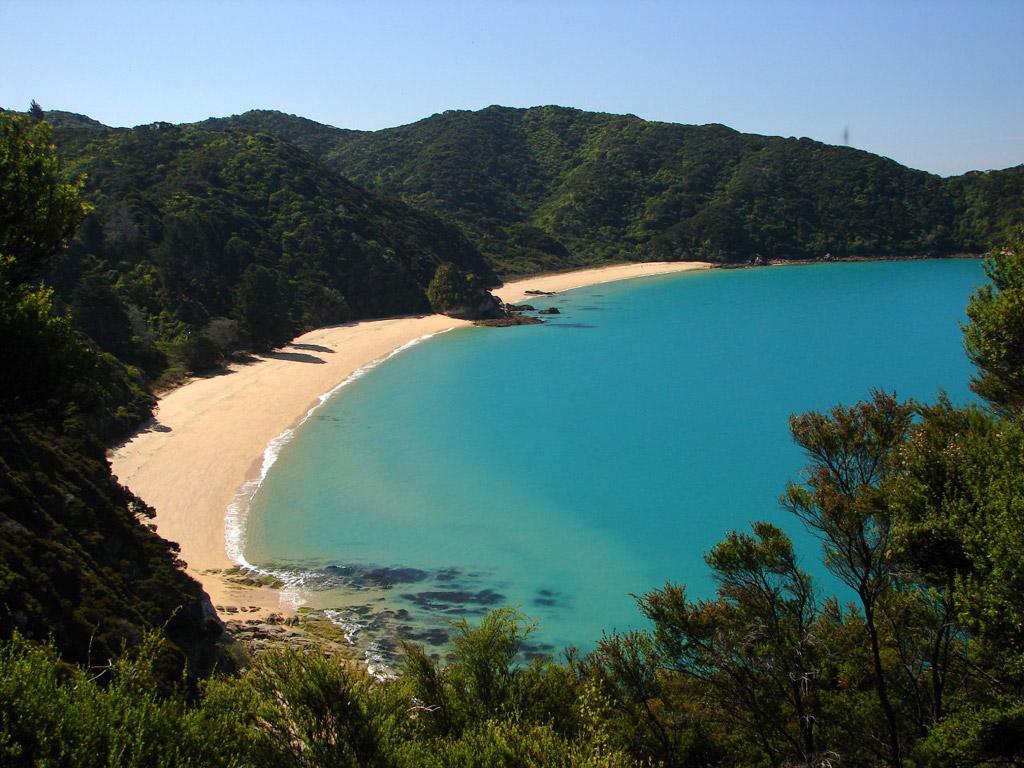 Пляж Тотарануи в Новой Зеландии, фото 8