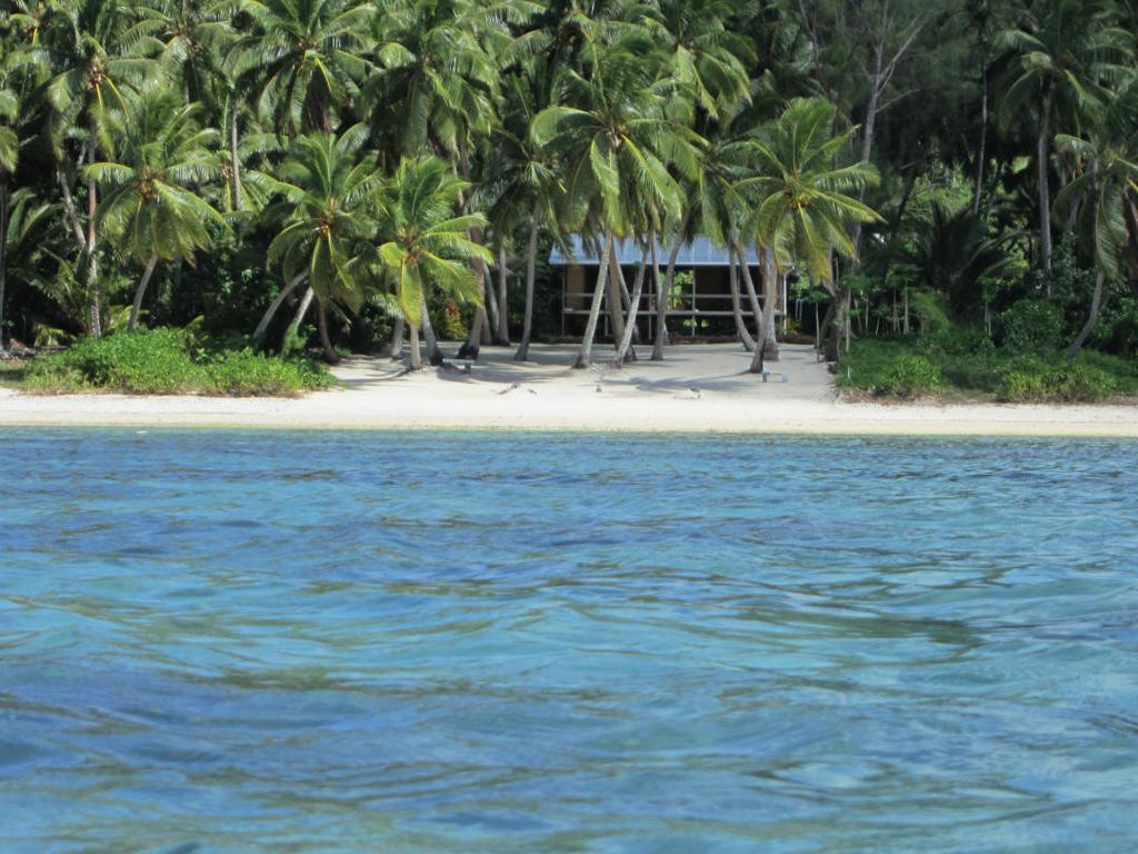 Пляж Аитутаки на островах Кука, фото 2