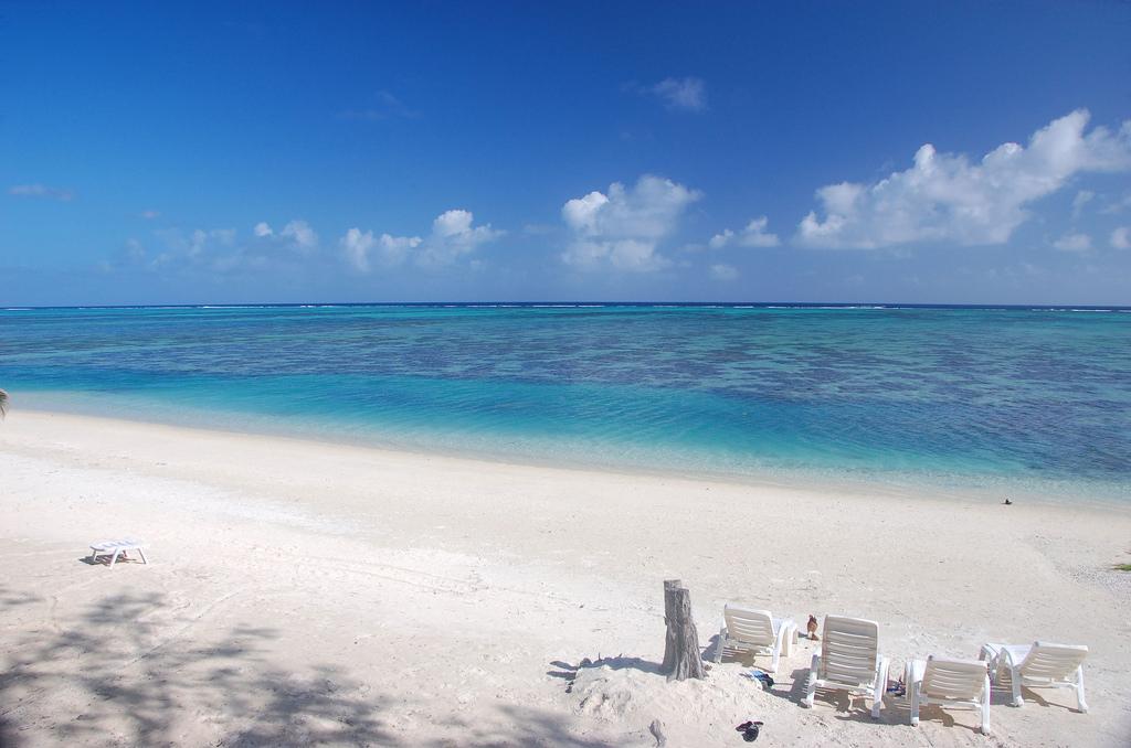 Пляж Аитутаки на островах Кука, фото 3