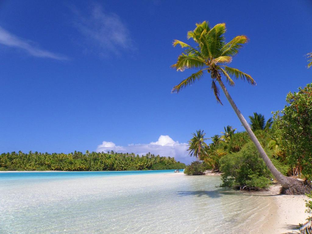 Пляж Аитутаки на островах Кука, фото 10