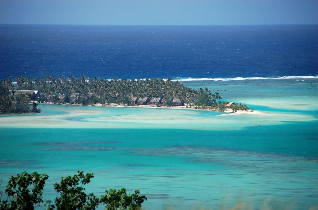 Пляж Аитутаки на островах Кука, фото 11