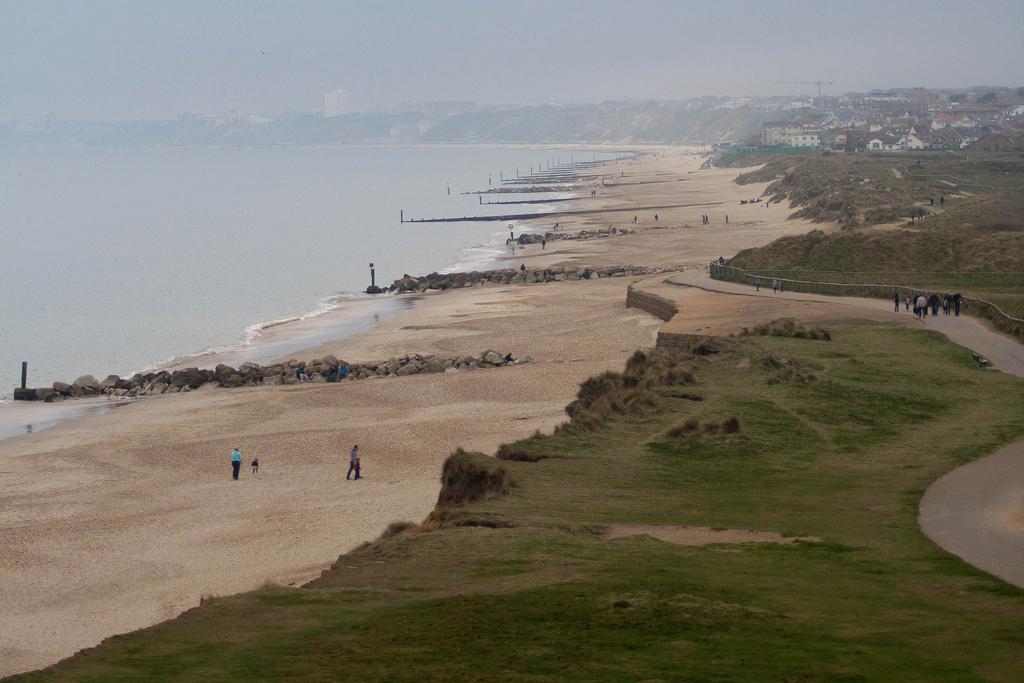 Пляж Борнмут в Великобритании, фото 4