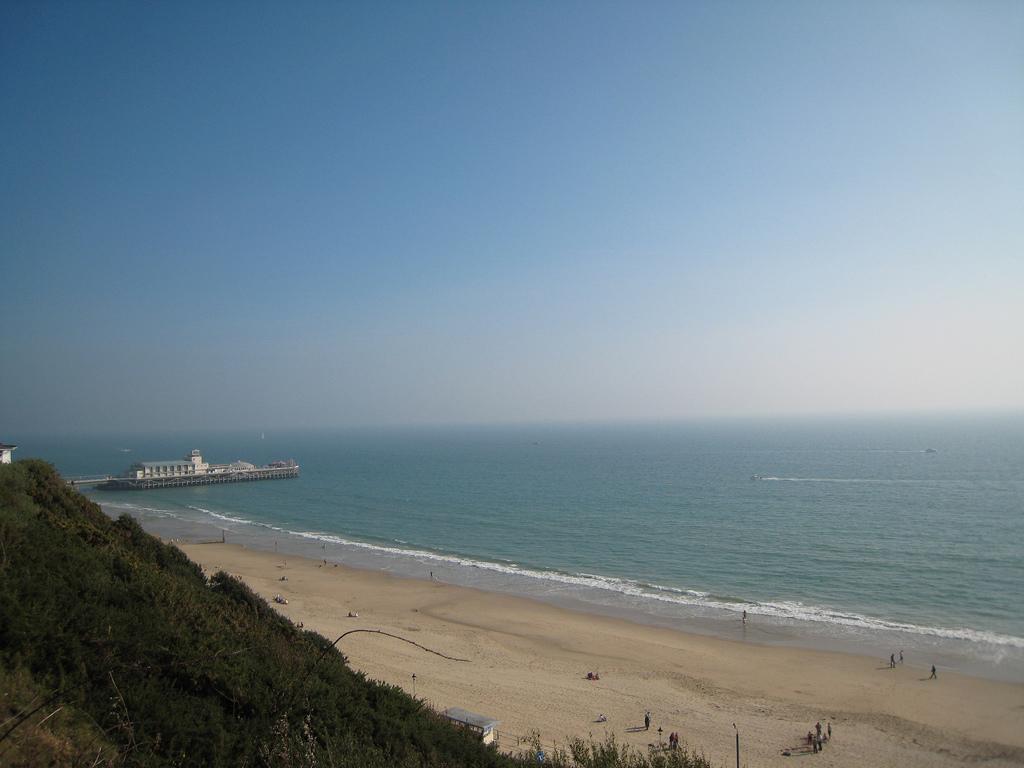 Пляж Борнмут в Великобритании, фото 5