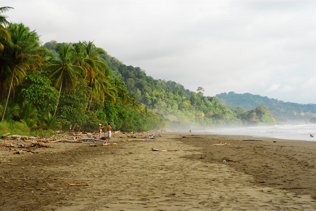 Пляж Доминикал в Коста-Рике, фото 3