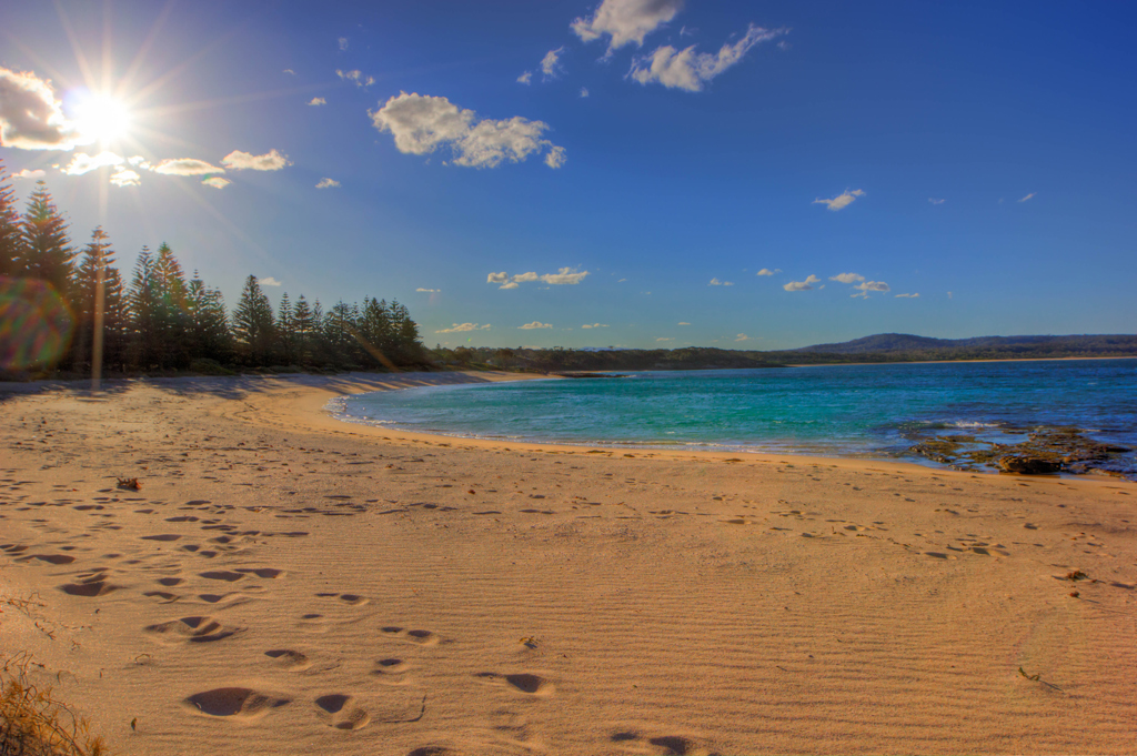 Пляж Дюрас в Австралии, фото 2