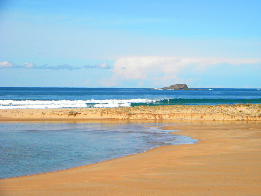 Пляж Дюрас в Австралии, фото 4