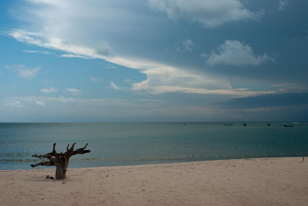 Пляж Джимбаран в Индонезии, фото 3