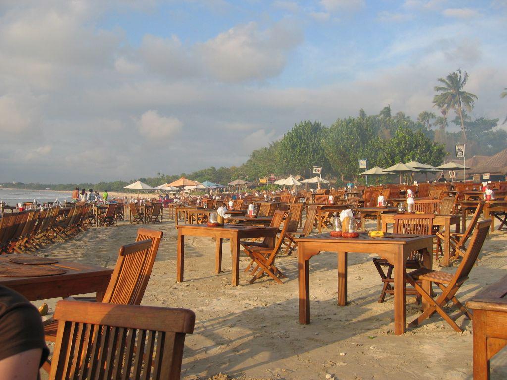 Пляж Джимбаран в Индонезии, фото 5