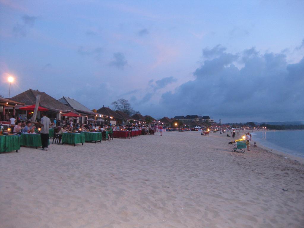 Пляж Джимбаран в Индонезии, фото 6