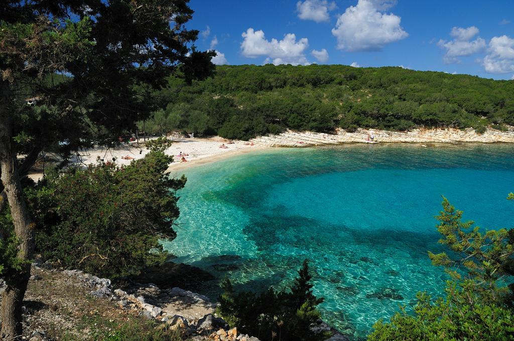 Пляж Эмблиси в Греции, фото 2