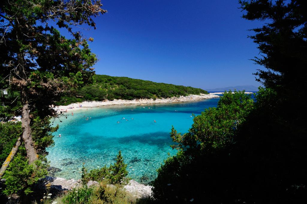 Пляж Эмблиси в Греции, фото 4