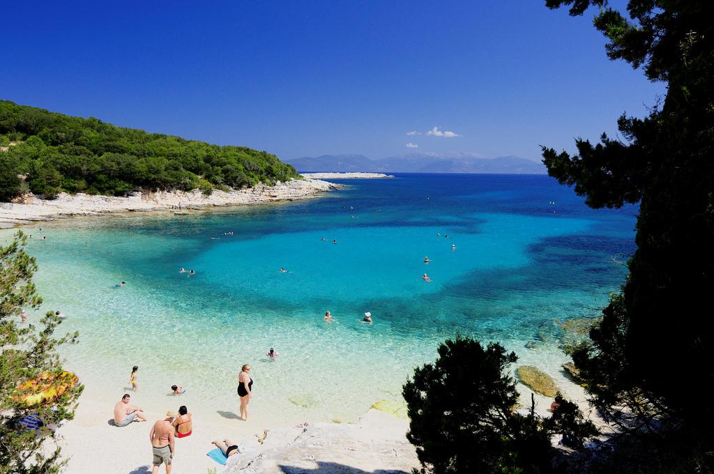 Пляж Эмблиси в Греции, фото 8