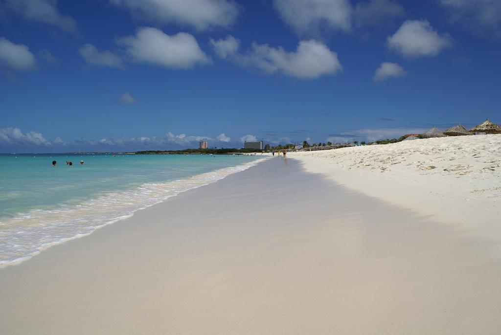 Пляж Игл Бич на Арубе, фото 3