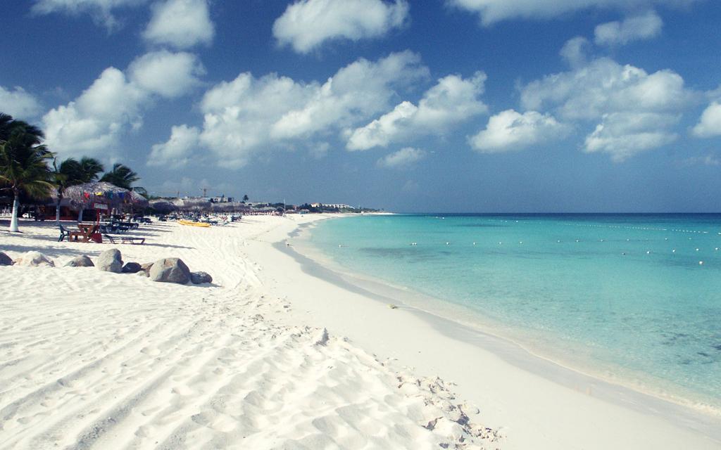 Пляж Игл Бич на Арубе, фото 7