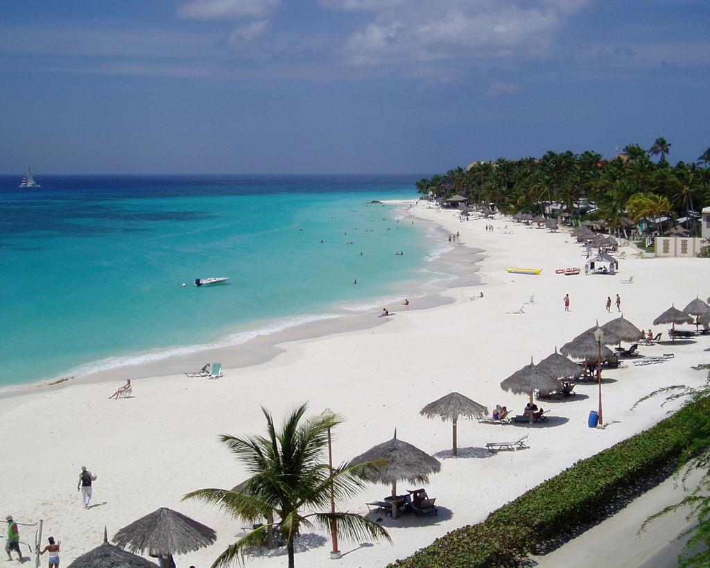 Пляж Игл Бич на Арубе, фото 8