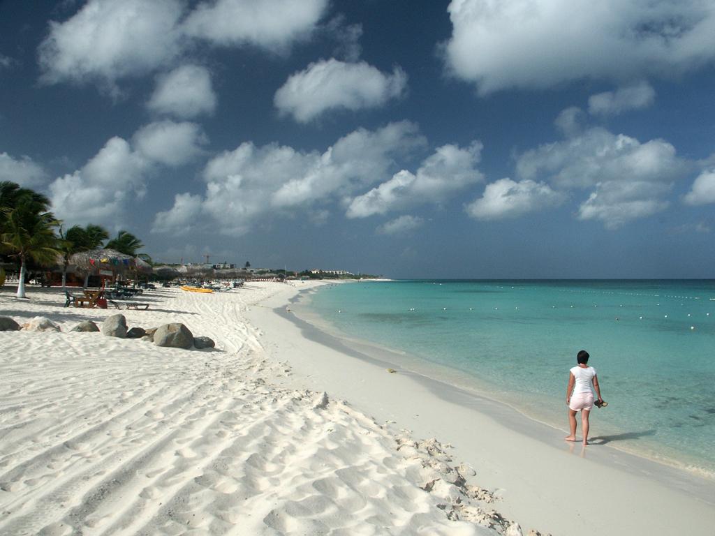 Пляж Игл Бич на Арубе, фото 10