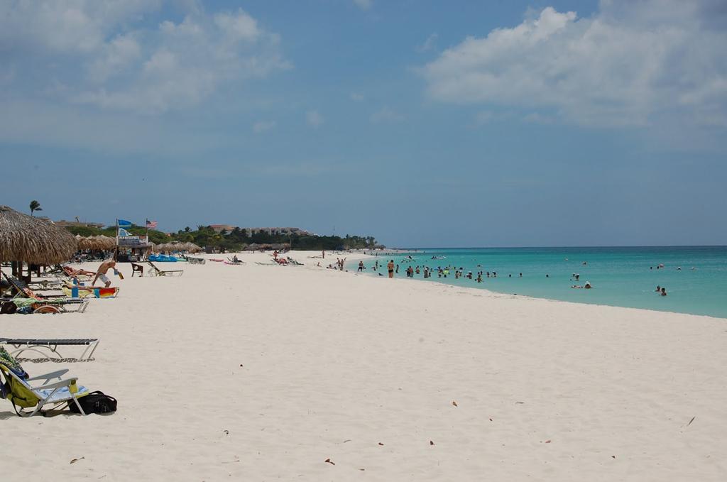 Пляж Игл Бич на Арубе, фото 11