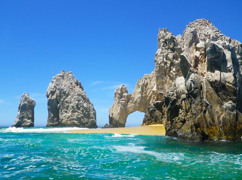 Пляж Кабо-Сан-Лукас в Мексике, фото 4