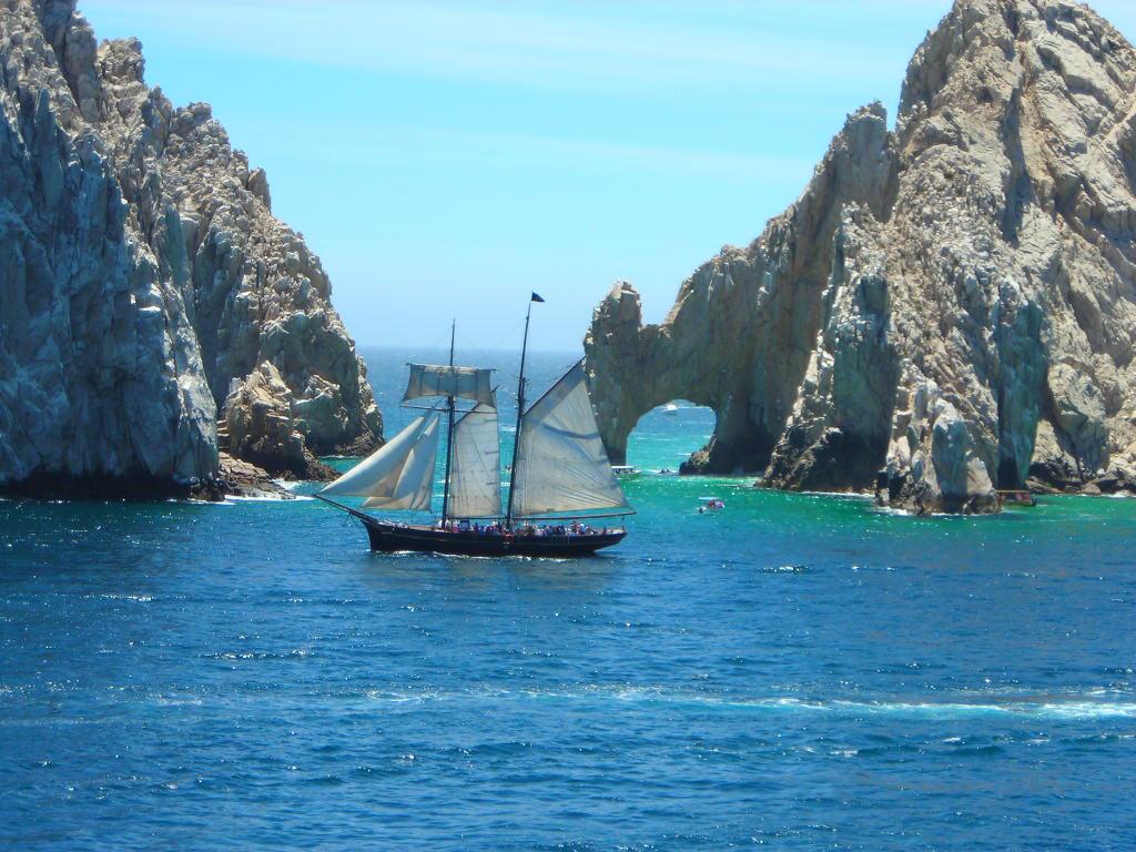 Пляж Кабо-Сан-Лукас в Мексике, фото 5