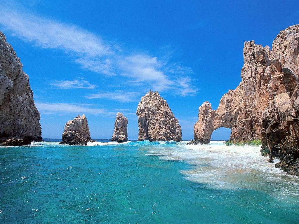 Пляж Кабо-Сан-Лукас в Мексике, фото 7
