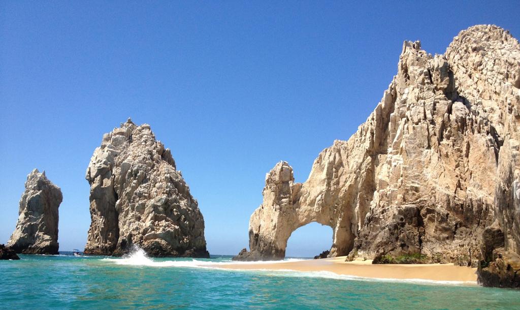 Пляж Кабо-Сан-Лукас в Мексике, фото 8