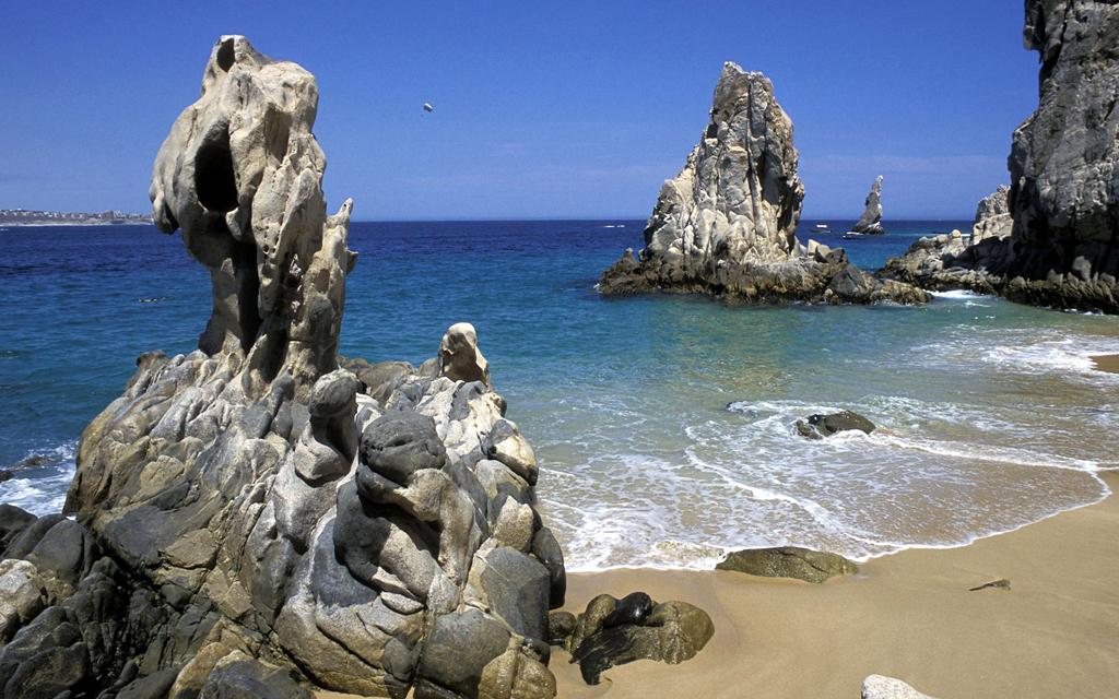 Пляж Кабо-Сан-Лукас в Мексике, фото 10
