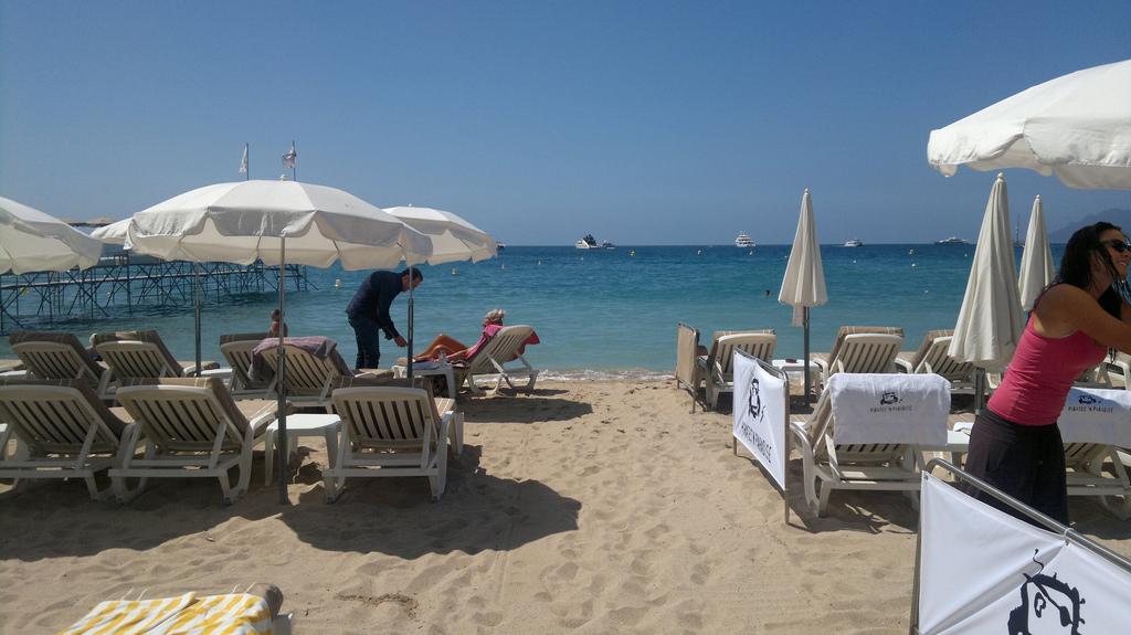 Пляж Канны во Франции, фото 1