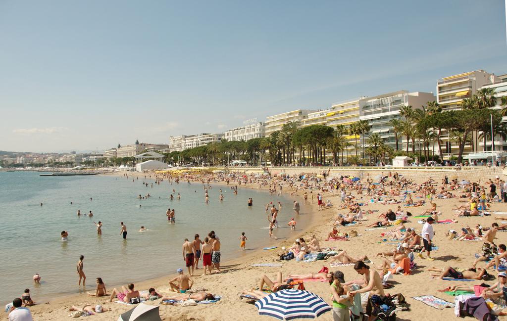 Пляж Канны во Франции, фото 2