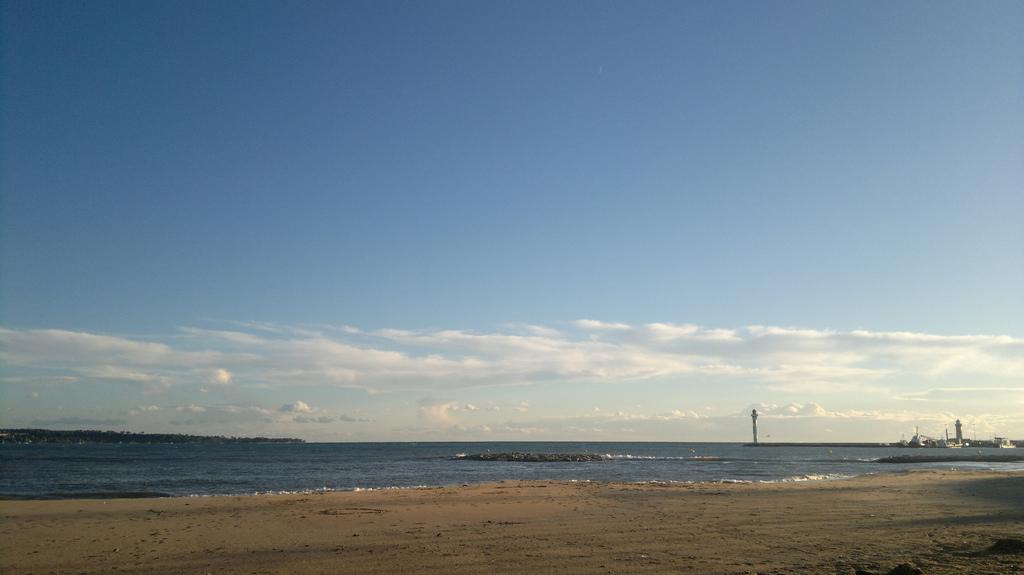 Пляж Канны во Франции, фото 8