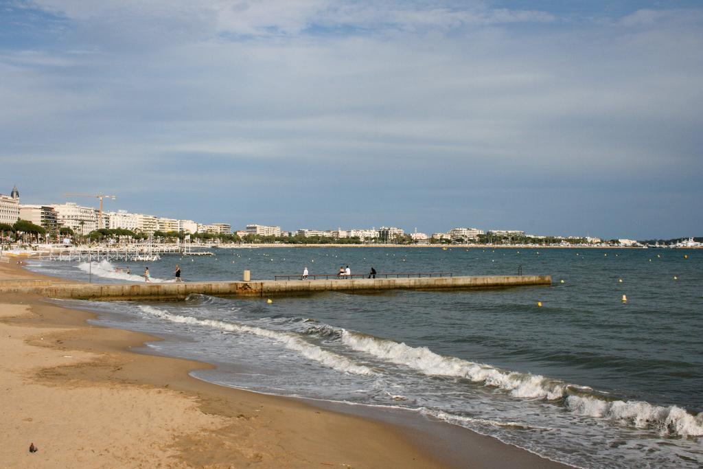 Пляж Канны во Франции, фото 9