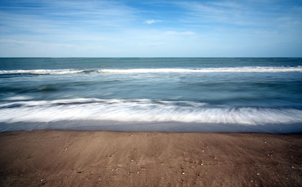 Пляж Карило в Аргентине, фото 1