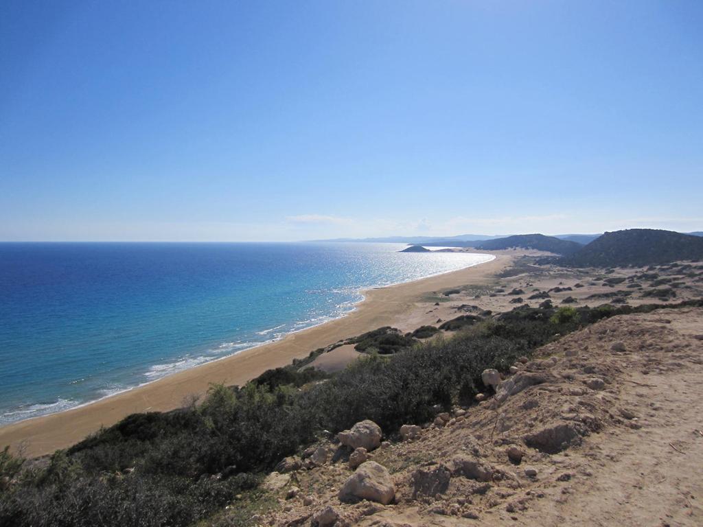 Пляж Карпаз на Кипре, фото 2