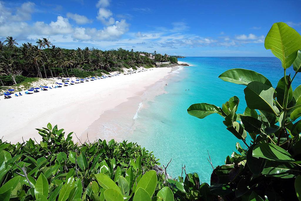 Пляж Крейн Бич в Барбадосе, фото 3