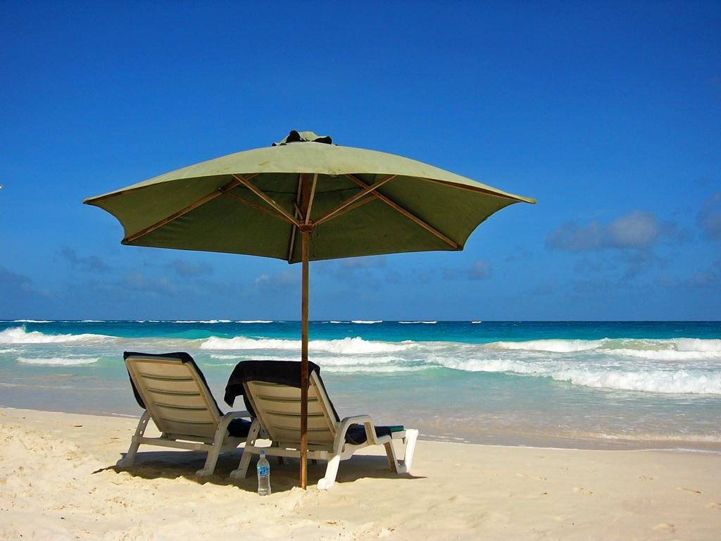 Пляж Крейн Бич в Барбадосе, фото 5