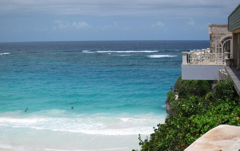 Пляж Крейн Бич в Барбадосе, фото 6