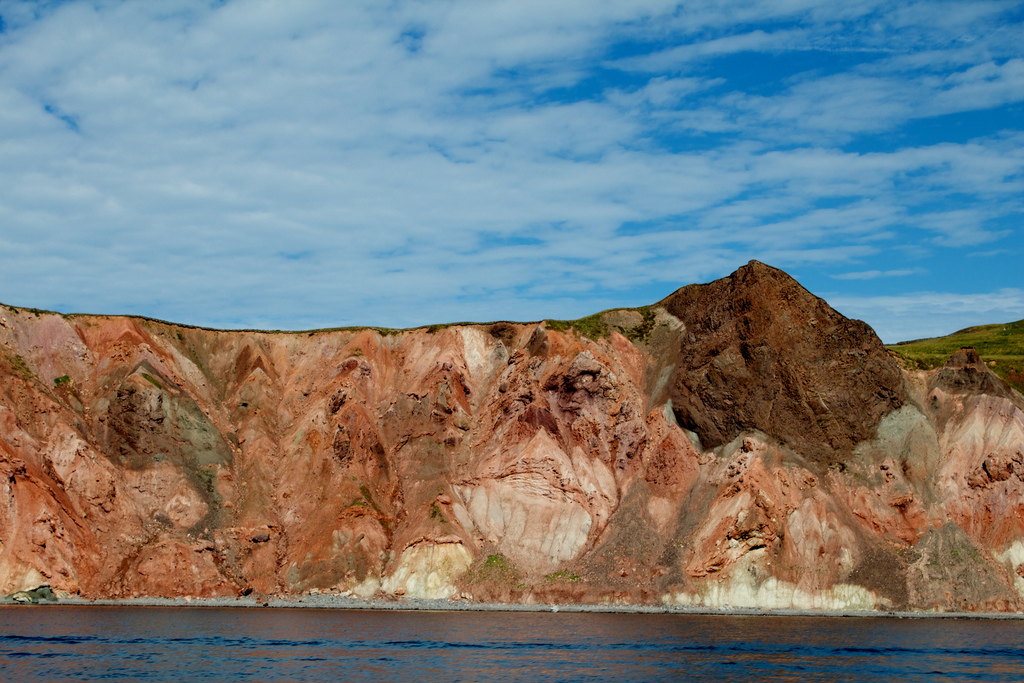 Пляж Мадленских островов в Канаде, фото 2