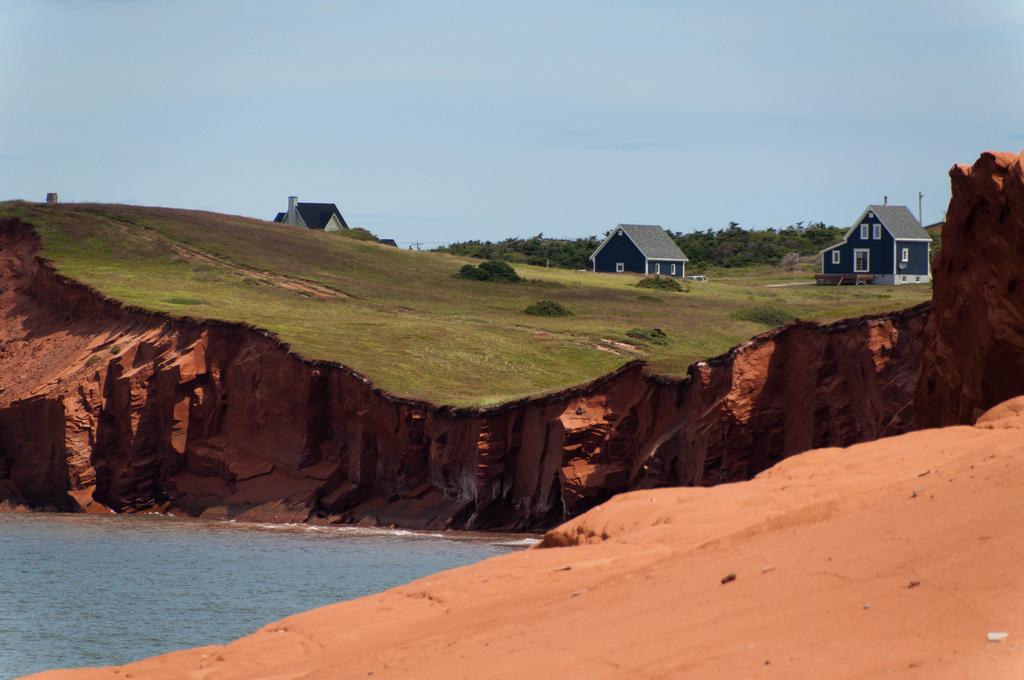 Пляж Мадленских островов в Канаде, фото 3