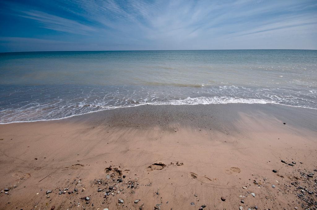 Пляж Мадленских островов в Канаде, фото 4