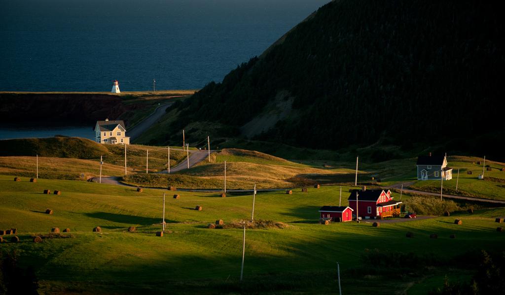 Пляж Мадленских островов в Канаде, фото 10