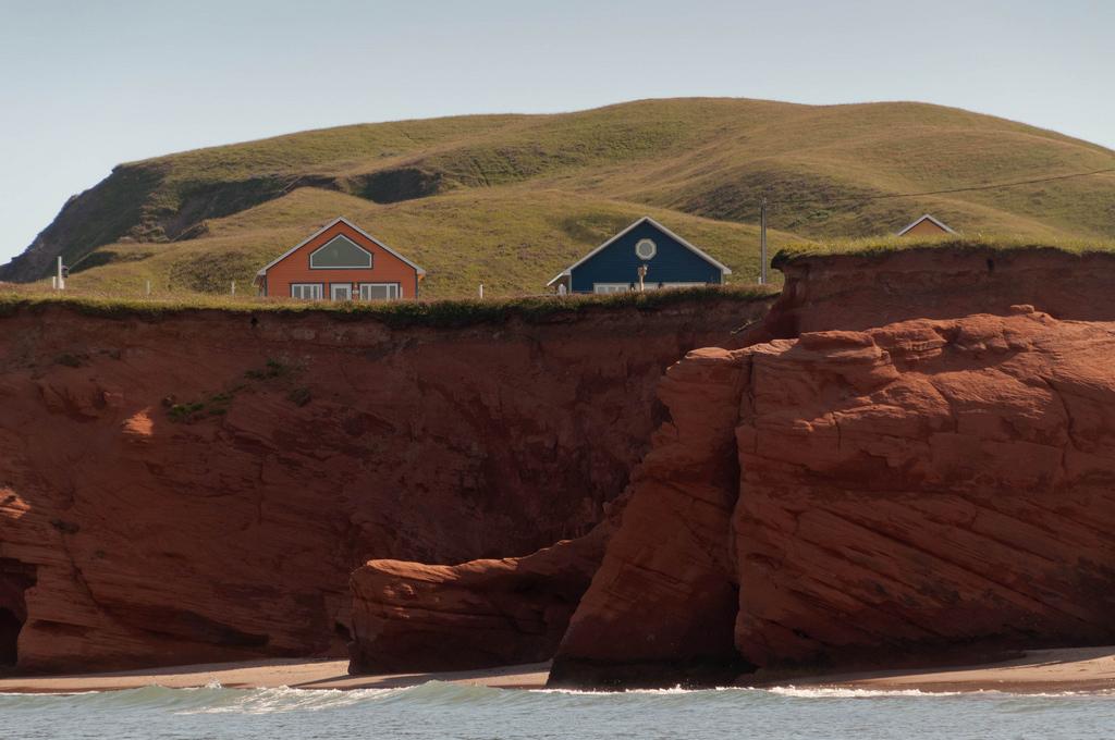 Пляж Мадленских островов в Канаде, фото 11