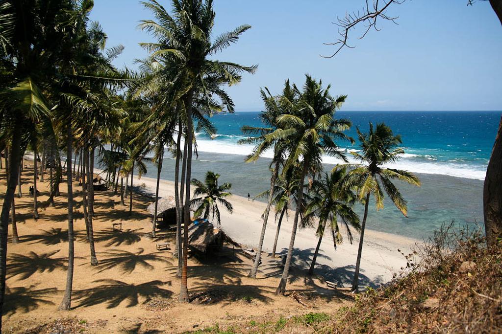 Пляж Малимбу в Индонезии, фото 2