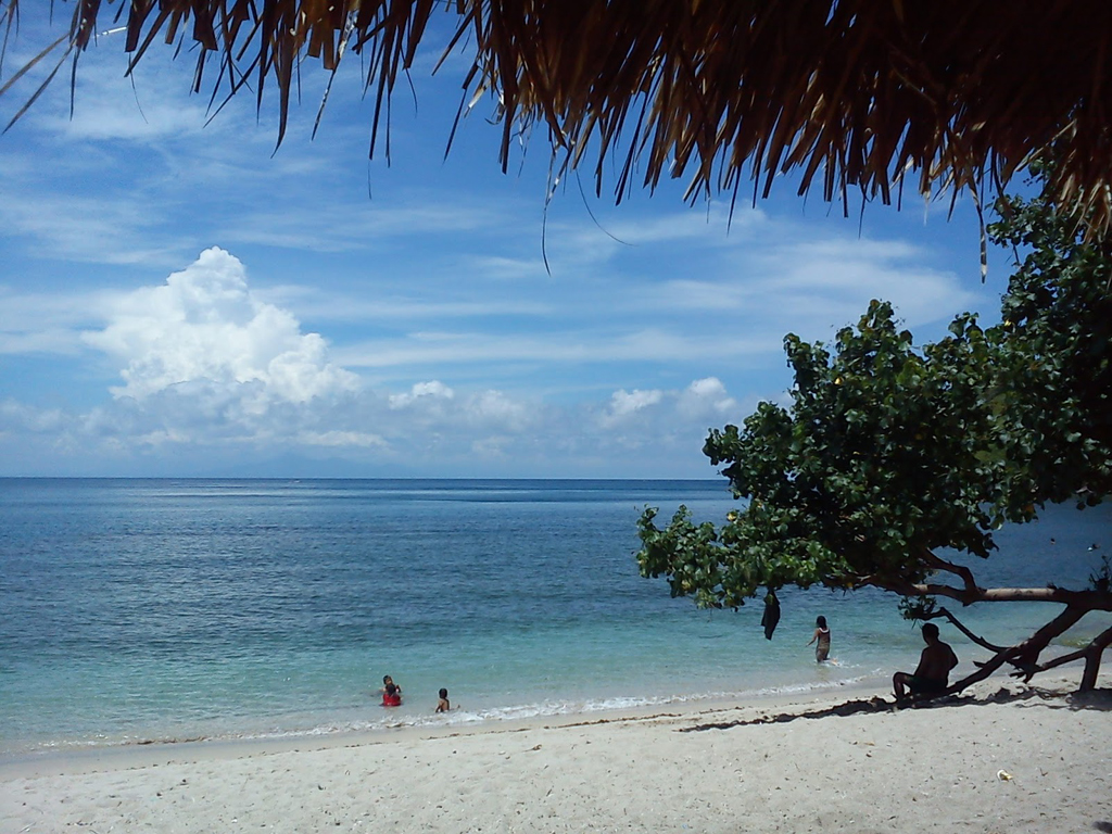 Пляж Малимбу в Индонезии, фото 4