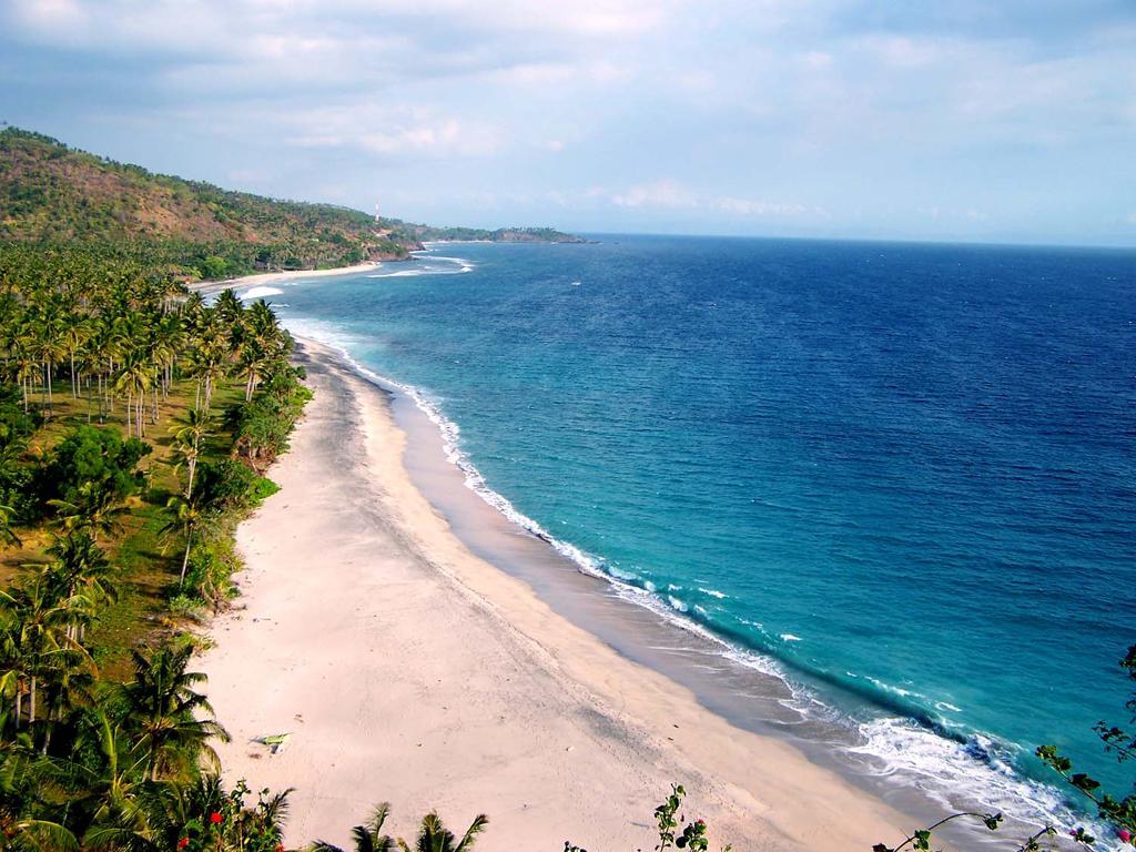 Пляж Малимбу в Индонезии, фото 6