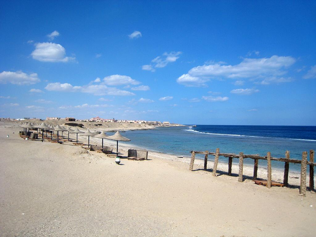 Пляж Марса-Алам в Египете, фото 4