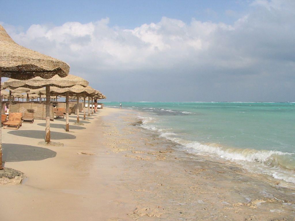 Пляж Марса-Алам в Египете, фото 8