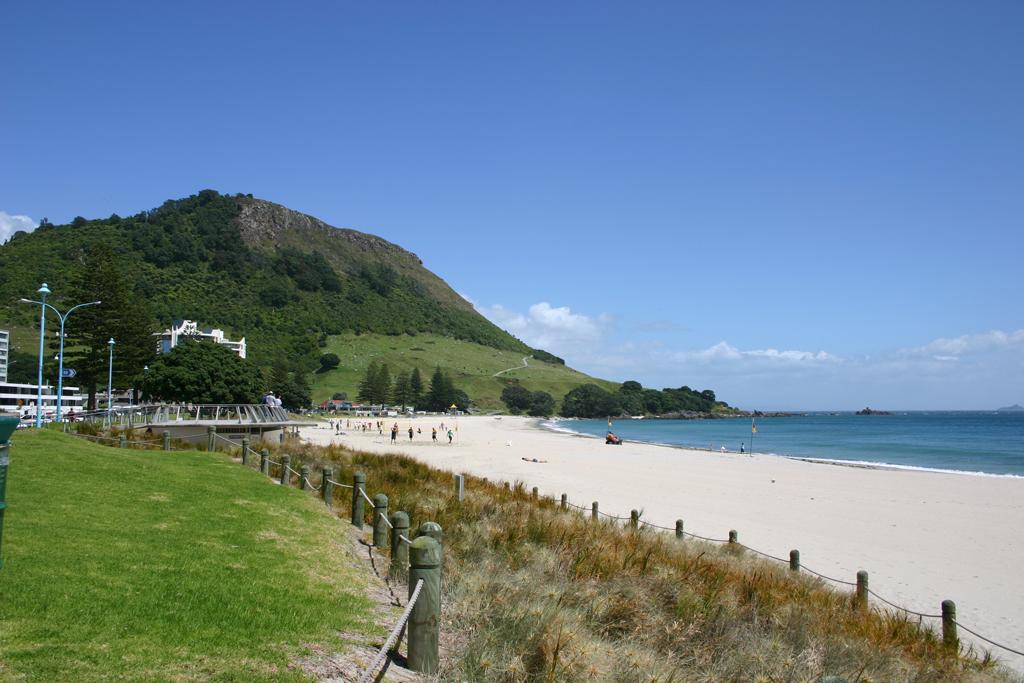 Пляж Маунгануи в Новой Зеландии, фото 4