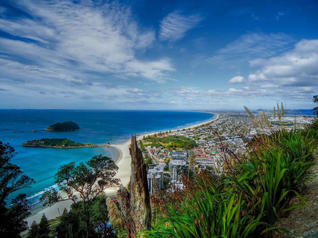 Пляж Маунгануи в Новой Зеландии, фото 8
